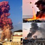 Patlama Yaralanmaları